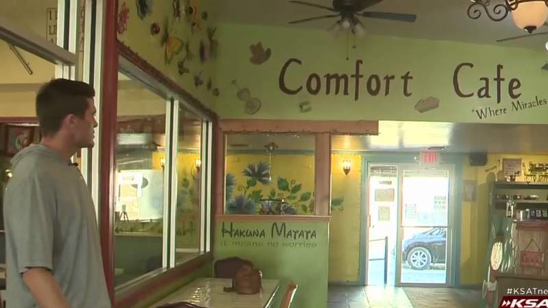 What's Up South Texas?: The Comfort Cafe and Serenity Star helps those struggling with addiction