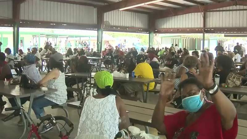 San Antonio celebrates Juneteenth for the first time as a federal holiday