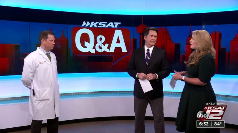 KSAT Q&A: Dr. Jason Bowling answers COVID-19 vaccine questions