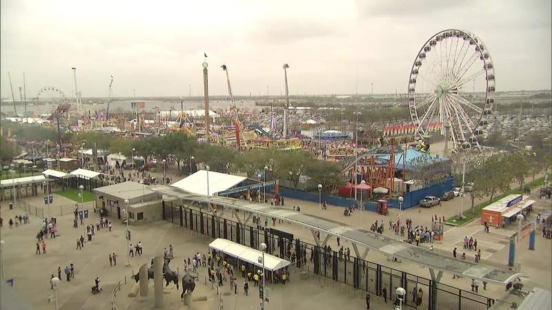 Houston Livestock Show and Rodeo shutting down amid coronavirus concerns