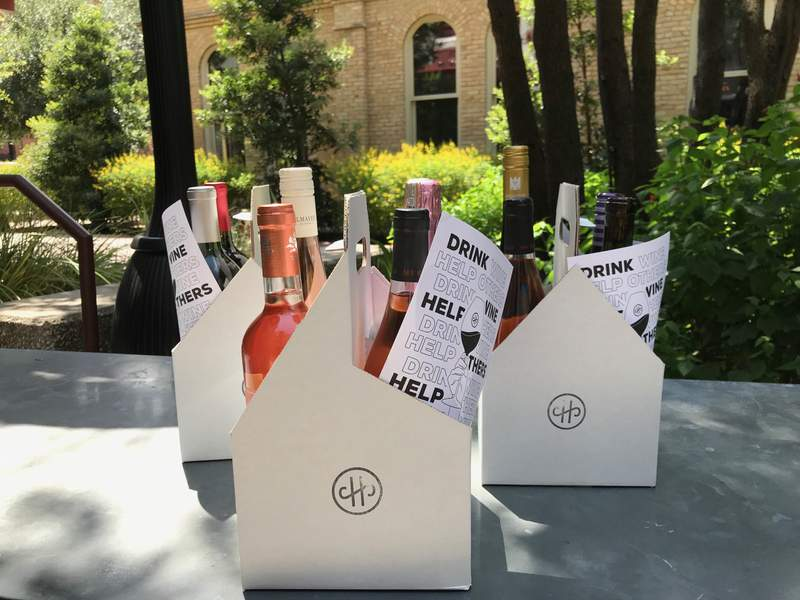 Buy a wine pack and help the community at High Street Wine.