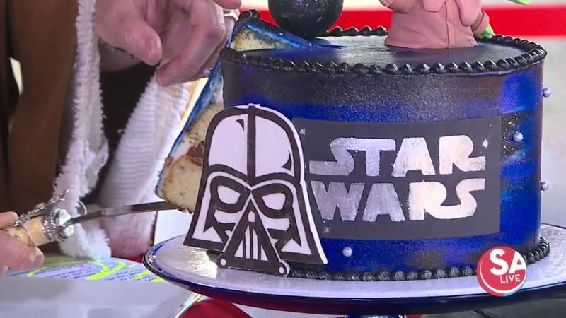 Star Wars cake to celebrate May the 4th | SA Live | KSAT 12