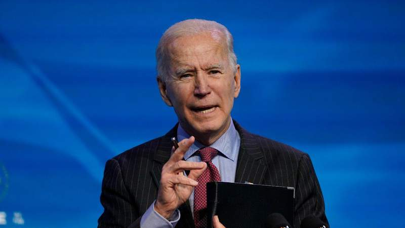 Analyzing the impact of Trump's impeachment on Biden's first 100 days in office