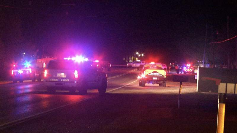 BCSO deputies respond to a shooting call on Monday, Dec. 14, 2020, in the far East Side.