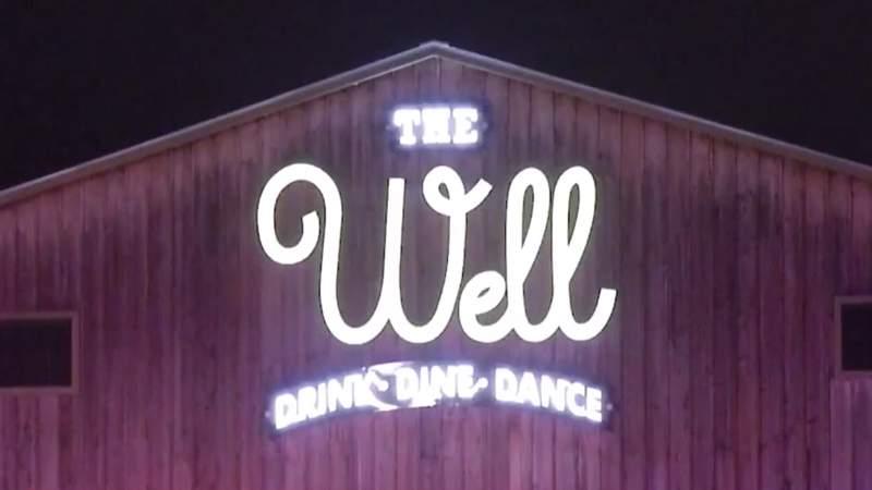 (The Well Bar in San Antonio)