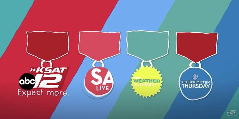 KSAT 12 Fiesta Medal Design Contest