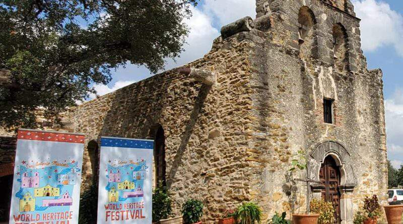 The World Heritage Festival is slated for Sept. 8-12.