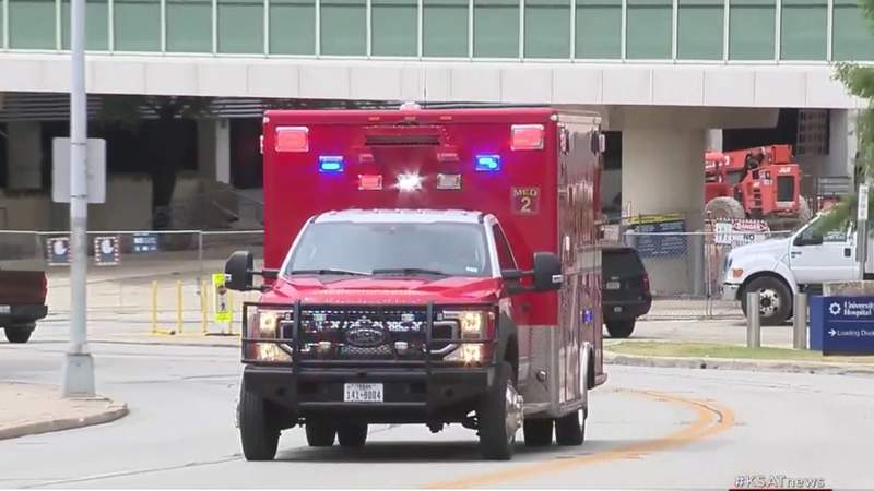 Stress on hospitals forces ERs to try to divert patients, then take them anyways