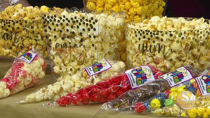 Next level popcorn   SA Live   KSAT 12