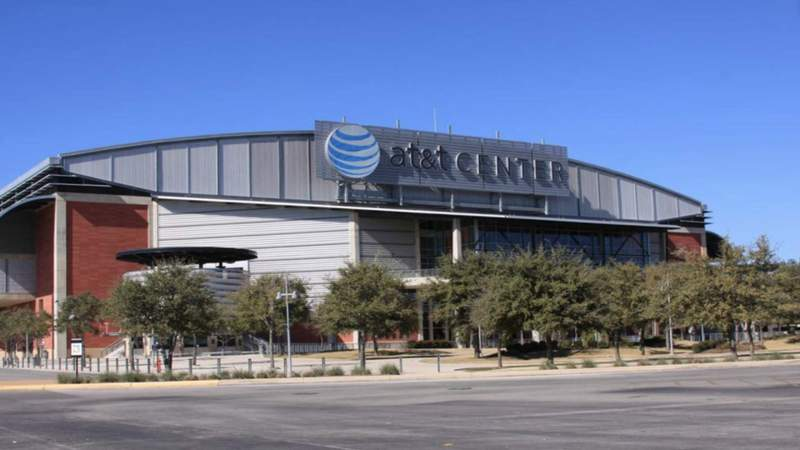 Feb. 5 will be the last day for asymptomatic COVID-19 testing at the AT&T Center.