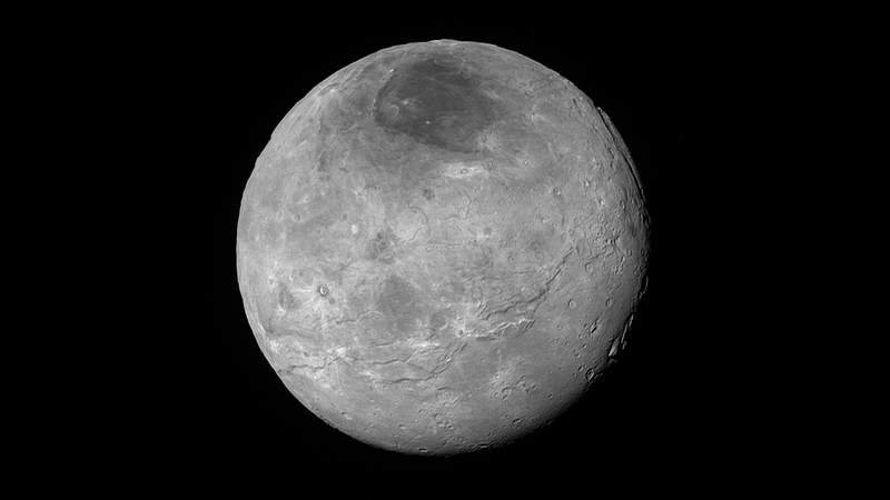 Today, the dwarf planet Pluto orbits the sun from the edge of our solar system and its surface temperature is an inhospitable negative 378 to negative 396 degrees Fahrenheit. But a new study suggests that wasn't always the case.