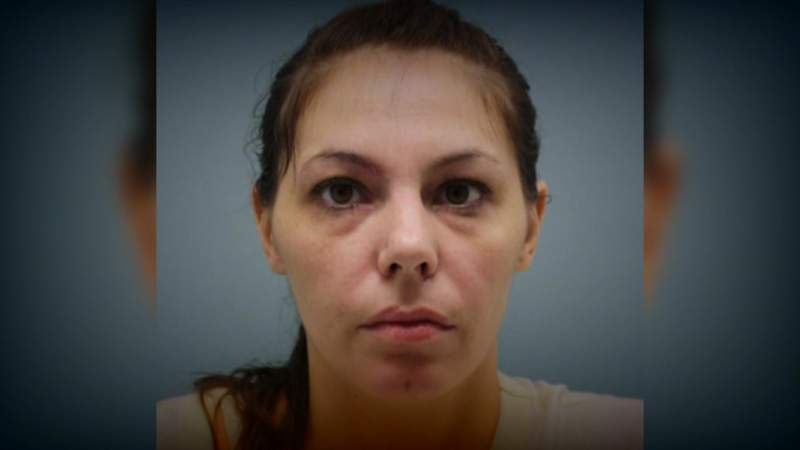 Christine Fesus, accused of shooting stateless  pistillate   to decease  extracurricular  of Humble market  store.