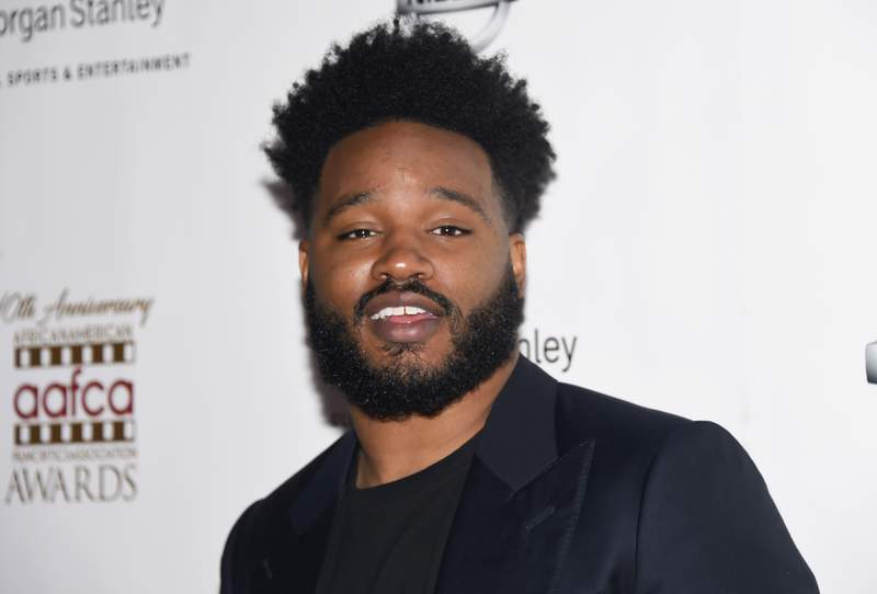 FILE - Ryan Coogler attends the 10th Annual AAFCA Awards on Feb. 6, 2019, in Los Angeles. Disney on Monday, Feb. 1, 2021, announced a five-year exclusive TV deal with Cooglers Proximity Media company that includes development of a series based in the Kingdom of Wakanda from Cooglers Black Panther blockbuster. (Photo by Phil McCarten/Invision/AP, File)