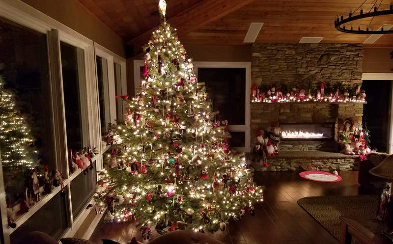 Now that the holiday is over, it's time to say goodbye to your Christmas tree. Your tree is biodegradable, so it can easily be returned to nature.