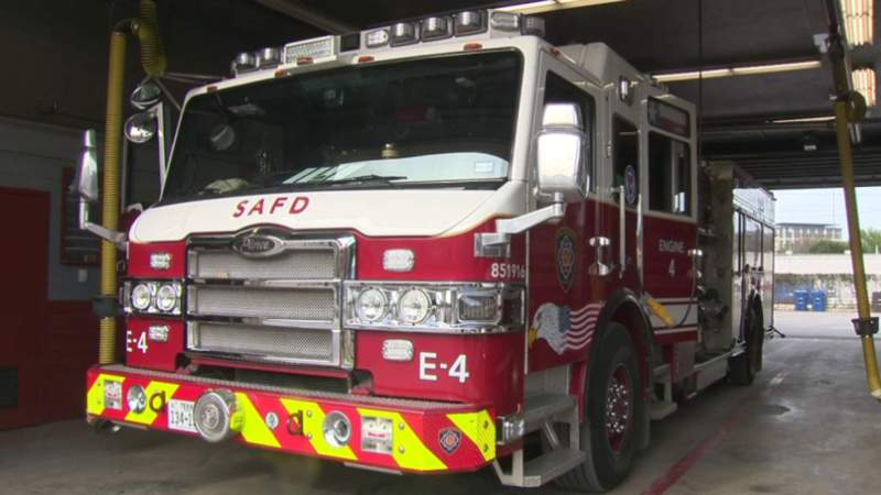 San Antonio Fire Department has been preparing for COVID-19 for weeks