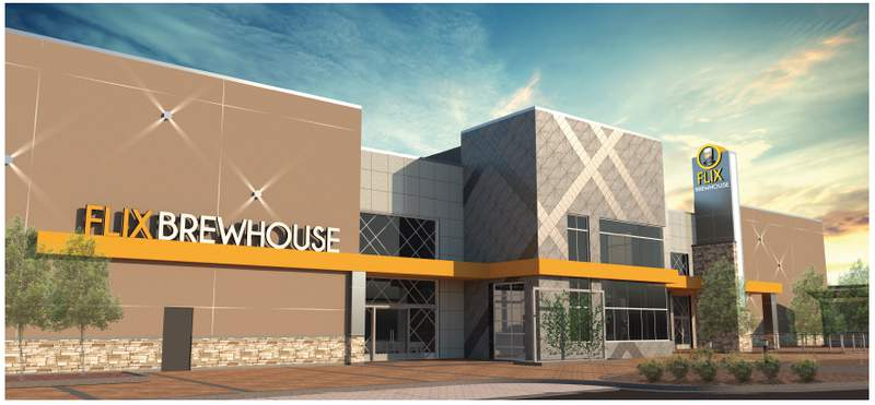 Flix Brewhouse will open its San Antonio location on Feb. 12.