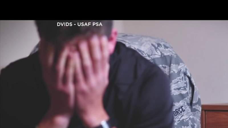Level of mentally ill veterans 'quite high,' VA psychologist says