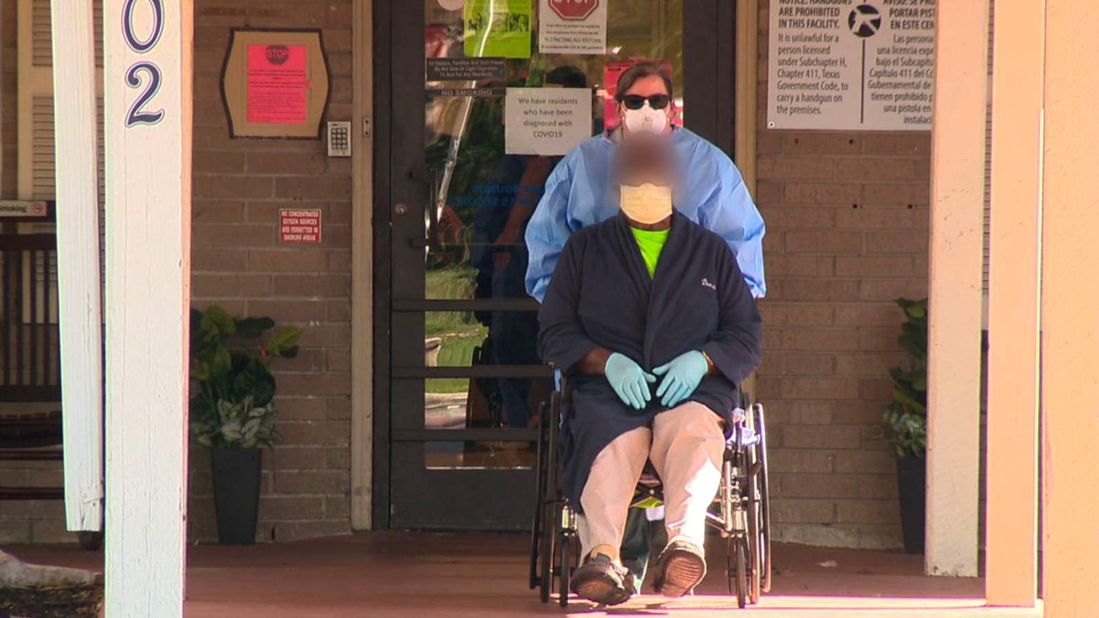 Infected staff at nursing home with 75 COVID-19 patients worked at other San Antonio facilities - KSAT San Antonio