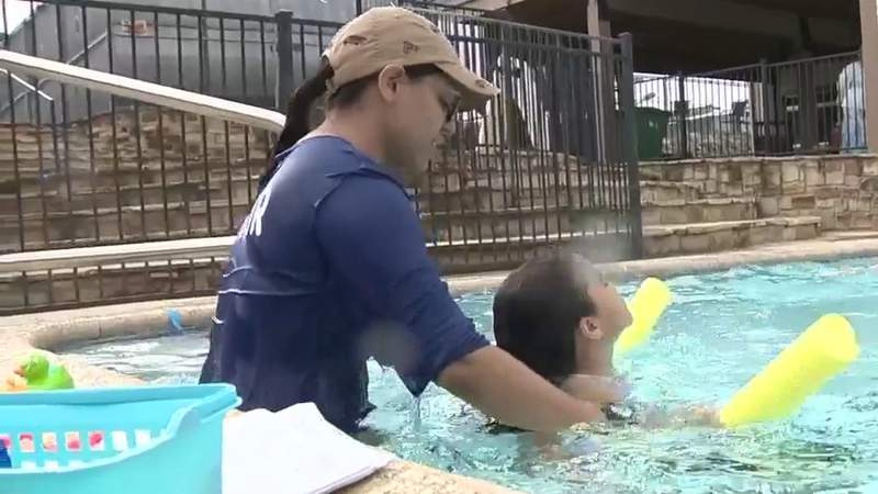 Children at heightened drowning risk after pandemic canceled swim lessons, agency says