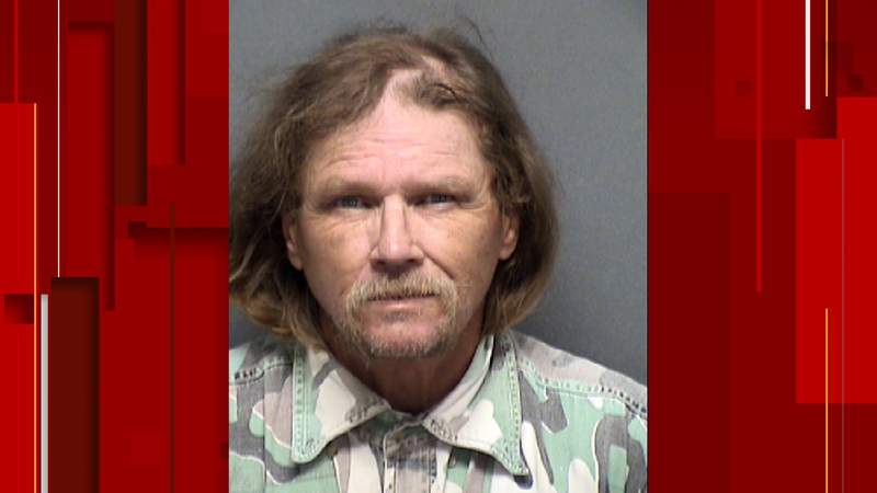 Victor Wade Mosmeyer, 59, has been charged with failure to stop and render aid resulting in death and tampering with evidence, booking records with the Bexar County Jail show. Image: Bexar County Jail