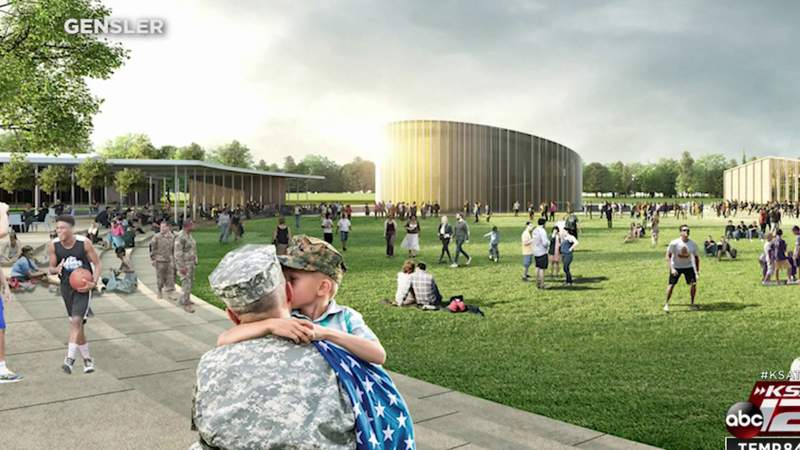 Valor Club project, place of healing and transition for veterans, inches closer to breaking ground