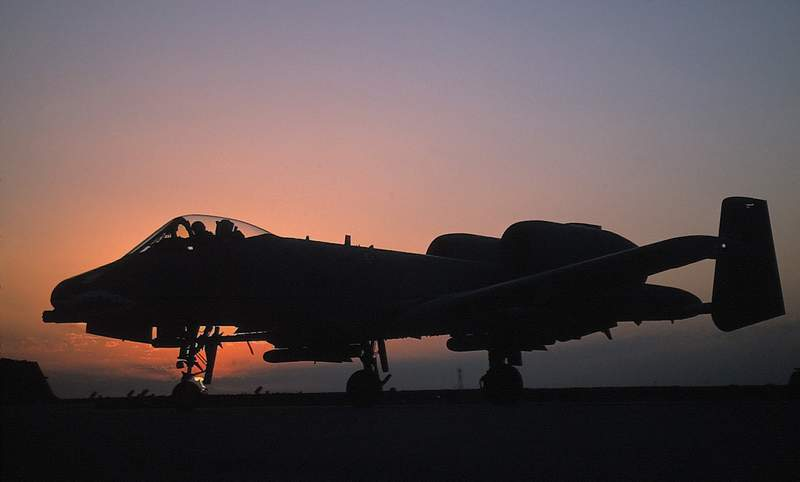 Southwest Research Institute has received a $1 million contract from the U.S. Air Force to continue maintaining the Fairchild Republic A-10 Thunderbolt II. Photo Courtesy: U.S. Air Force