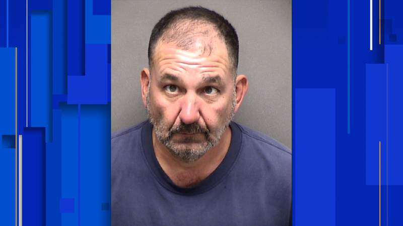 Roger Villanueva, 56, has been charged with attempted arson.