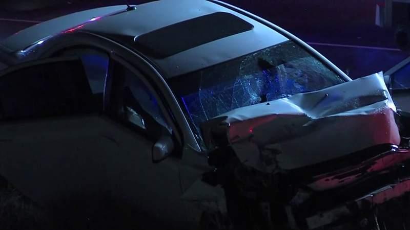 SAPD: Driver killed in Loop 1604 crash possibly speeding