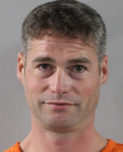 This photo provided by the Polk County Sheriff's Office shows Shaun Runyon. Authorities said Sunday, Oct. 3, 2021, a third victim has died following a violent attack where an angry electrician wielding a knife and baseball bat killed three co-workers and injured another at the Florida home they shared. Polk County Sheriff's officials said electrician Shaun Runyon got into the argument with his supervisor Friday, punching the man and fleeing the job site. He returned to the Davenport home where he was temporarily living with his co-workers Saturday and beat one man to death while he slept, killed another man on the front porch and chased another victim into the street, striking him with the bat, Sheriff Grady Judd said. A fourth victim suffered critical injuries and later died at the hospital. Another man, his wife and their 7-year-old daughter escaped unharmed.  ((Polk County Sheriff's Office visa AP)
