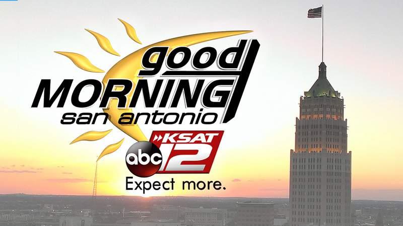 Good Morning San Antonio : Jun 14, 2021