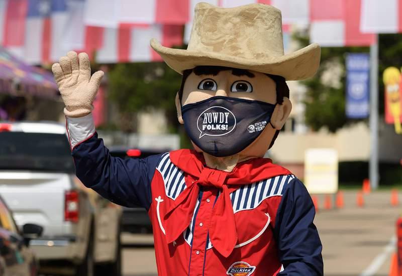 Big Tex at State Fair of Texas