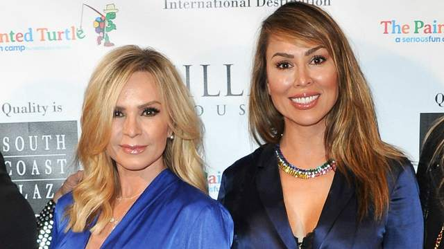 Kelly Dodd Says Tamra Judge Is Just Thirsty After Saying She
