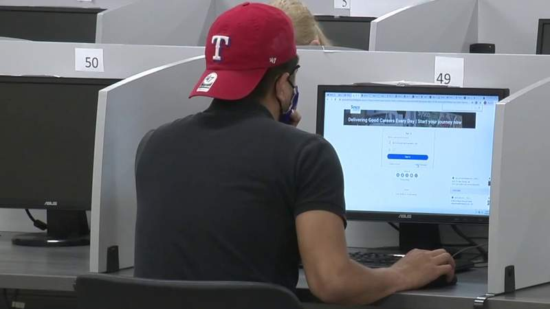 San Antonians react to Abbott opting out of federal supplemental unemployment program