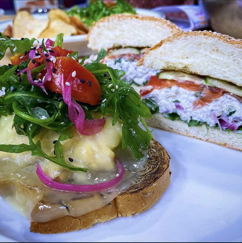 The Hayden sandwich 07/12