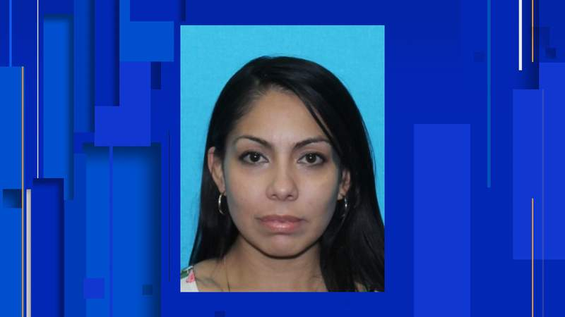 Police are searching for 34-year-old Crystal Coronado, pictured above.