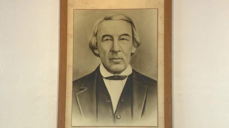 Tejano Heroes: Don Jose Antonio Navarro