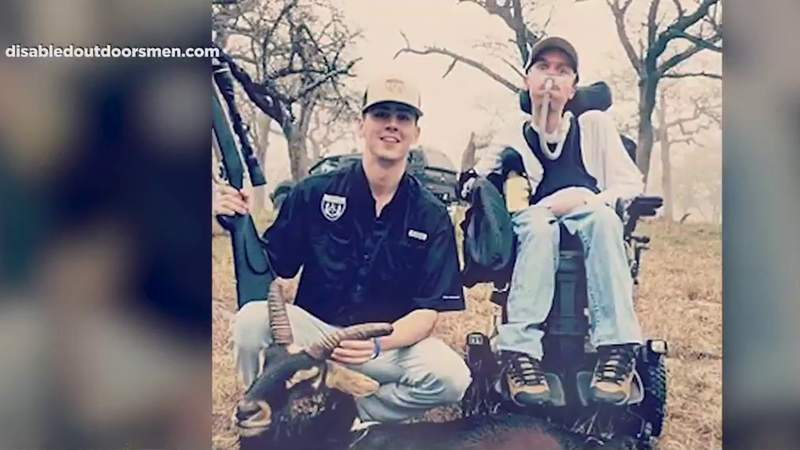 Local nonprofit taking disabled individuals on hunting, fishing trips
