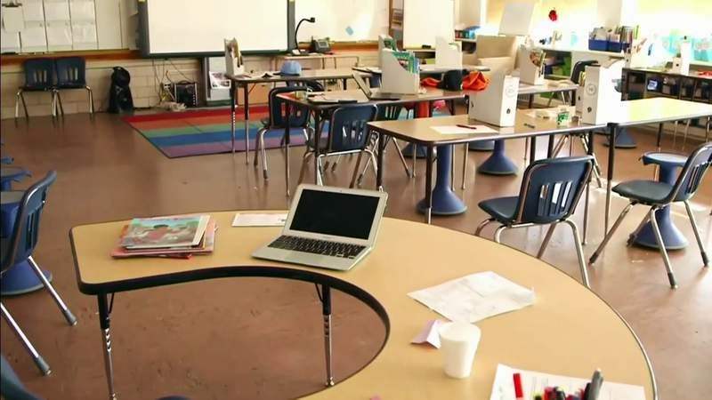 Runcie on distance learning: Parents, teachers will have choices