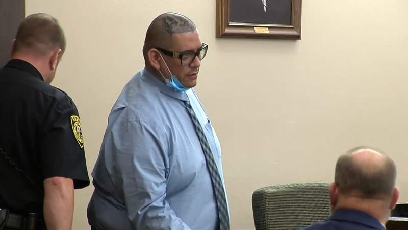 Bobby Martinez found guilty of stalking.