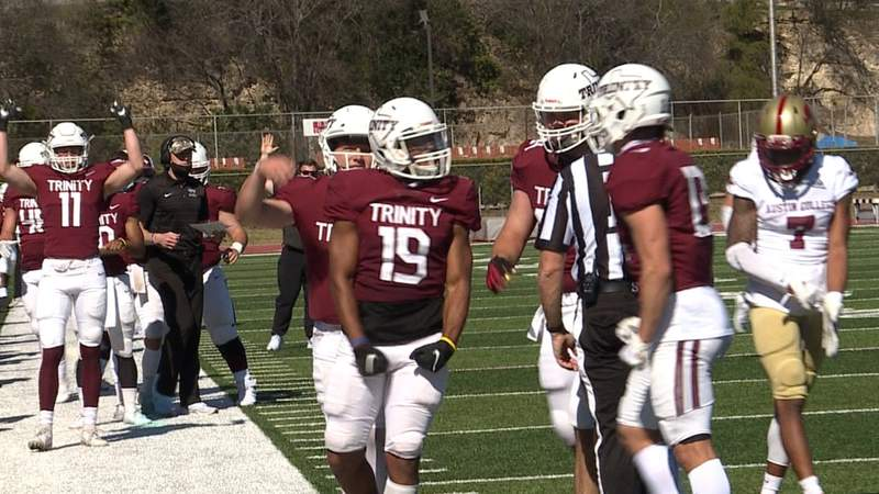 HIGHLIGHTS: Trinity opens spring season with victory over Austin College