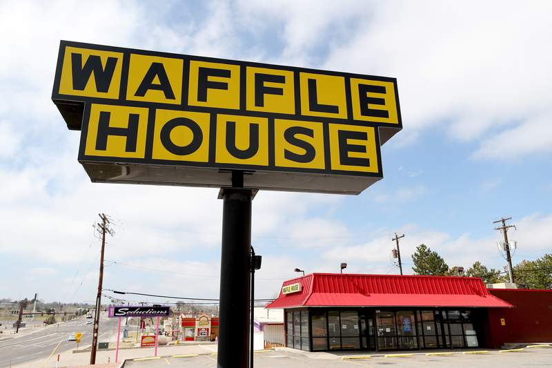Waffle House (Photo by Matthew Stockman/Getty Images)