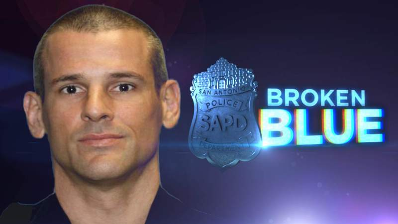 Officer Matthew Belver has a history of challenging people he's arrested to a fight.
