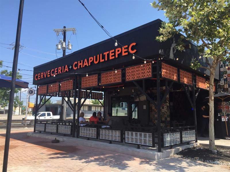 Cerveceria Chapultepec in San Antonio