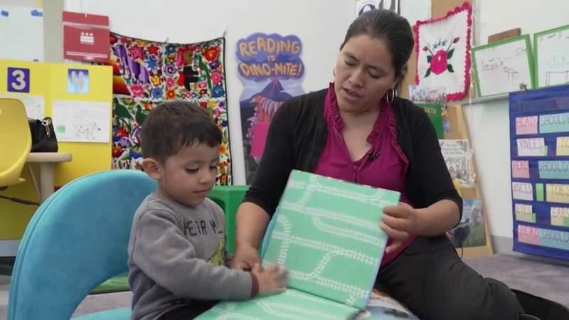 Parents Help Kids with Language