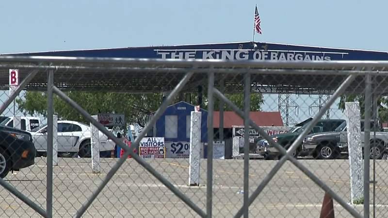 Five people shot at South Side flea market, San Antonio police chief says
