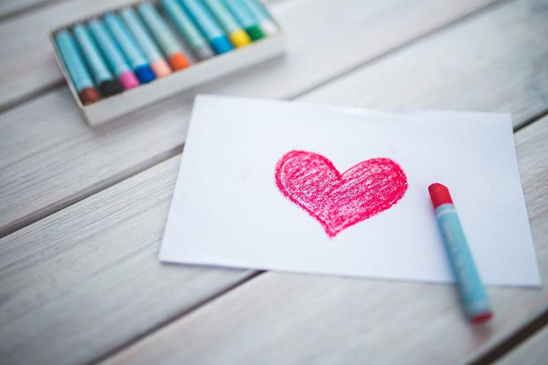 Homemade gifts and cards are a great way to show your valentine you care.