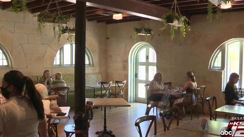 San Antonio restaurants expect a crowd for first Mother's Day after COVID-19 hit