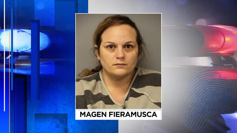 Magen Fieramusca faces a capital murder charge in connection with the death of Austin mother, Heidi Broussard. She was also previously charged with kidnapping Broussard and her newborn daughter Margot.