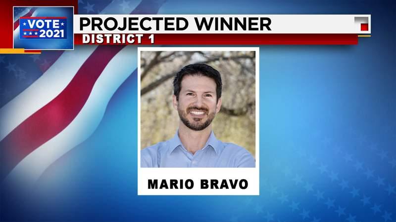 Mario Bravo defeats Roberto C. Treviño in District 1 runoff