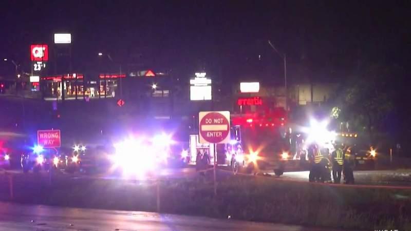 Motorcyclist killed in crash on I-10 involving 3 vehicles